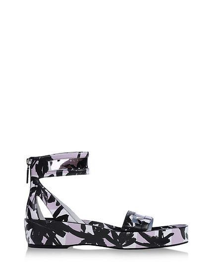 Kenzo Palm-Tree-Print Sandal ($282, originally $688)