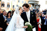Prince Amedeo of Belgium and Elisabetta Maria Rosboch von Wolkenstein The Bride: Elisabetta Maria Rosboch von Wolkenstein, an arts and culture reporter and the only child of Italian aristocrats. The Groom: Prince Amedeo of Belgium When: July 5, 2014 Where: The Basilica of Our Lady in Rome, Italy
