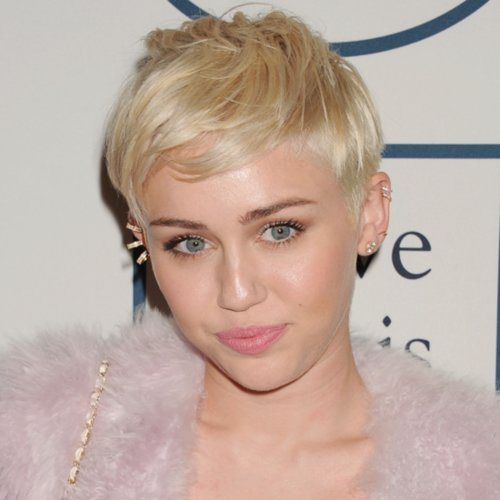 Miley Cyrus Hair Evolution