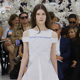Christian Dior Haute Couture Fashion Week Fall 2014