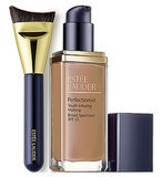 Estee Lauder Perfectionist Foundation and Brush