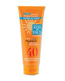 Kiss My Face Natural Mineral Sunscreen SPF 40