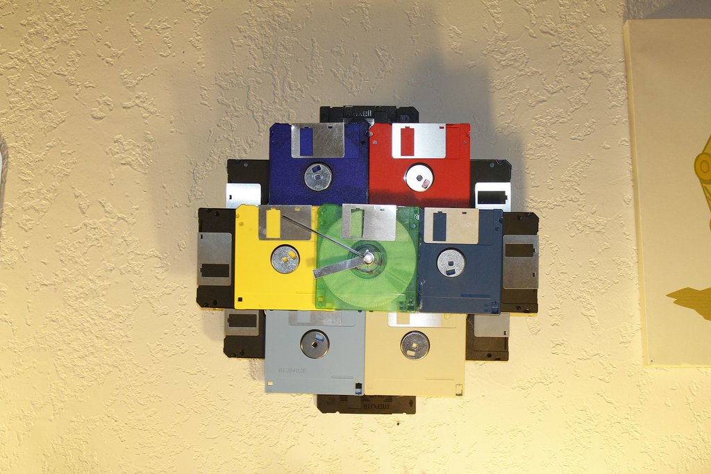 Make a clock from scratch