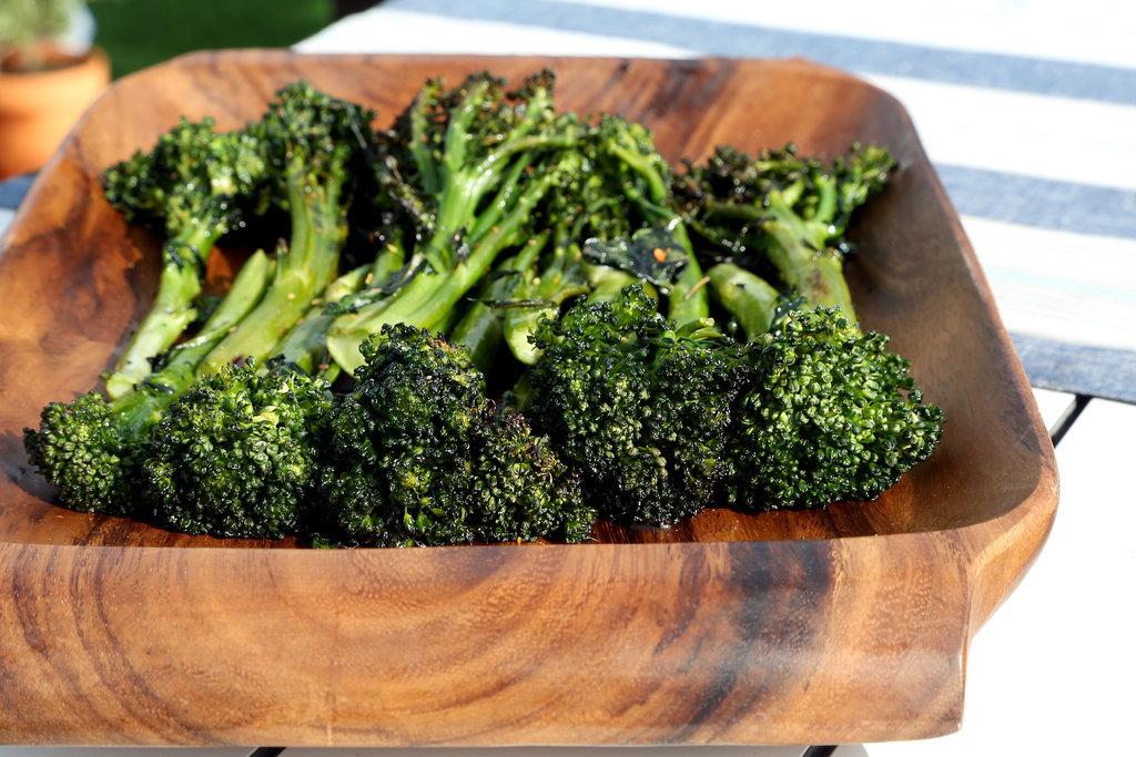 Grilled Broccolini | POPSUGAR Food