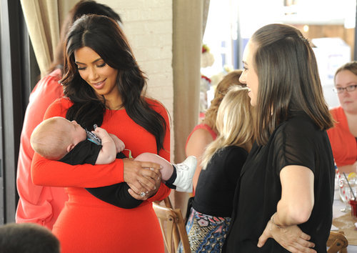 Kim's Rallying For a Revolution in Baby Clothing