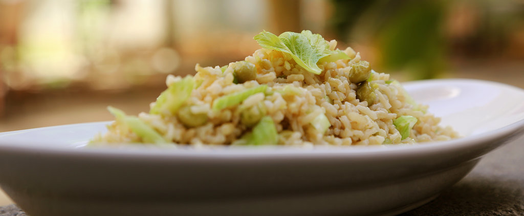 This One Ingredient Will Really Amp Up a Vegan Rice Salad