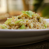 Vegan Edamame Rice Salad Recipe