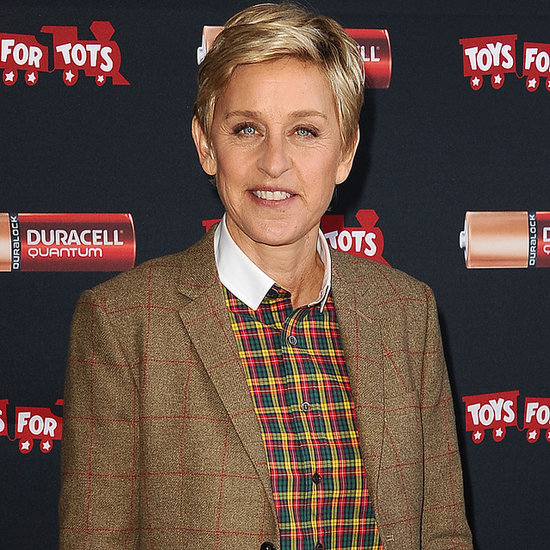 Ellen DeGeneres Congratulates Ryan Gosling on Baby News