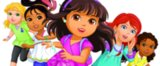 Dora Heads Into the Big City (and She's Bringing Her Friends!)