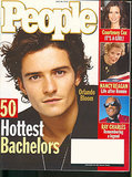 And Orlando Bloom was the hottest bachelor.
