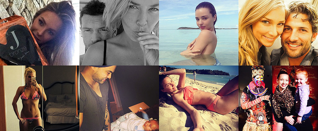 This Week's Celebrity Candids Have Us Longing For Summer