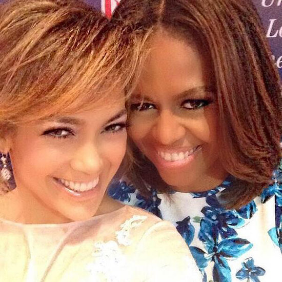 Jennifer Lopez Just Scored the World's Coolest Selfie