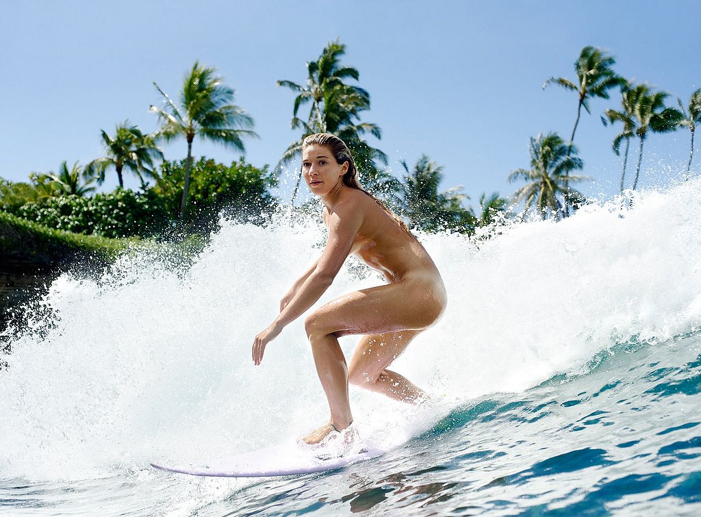 Coco Ho, Surfing