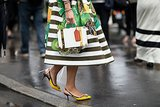 Paris Street Style: Minidresses and Maxi Skirts