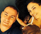 Channing Tatum, Jenna Dewan Tatum Ring in Fourth Wedding Anniversary With Everly: Picture