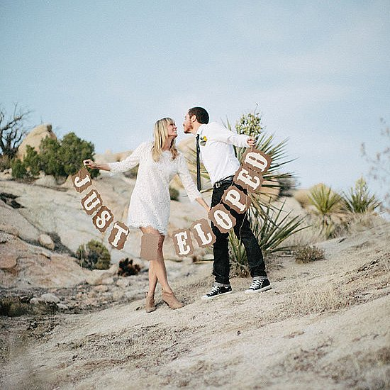 Should You Elope? We Weigh the Pros and Cons