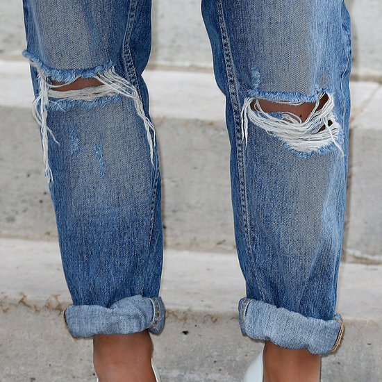How to Distress Your Denim at Home | Video