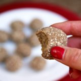 Healthy Vegan Protein Balls Recipe