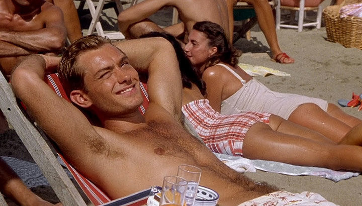 Jude Law in The Talented Mr. Ripley