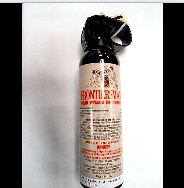 Bear Repellent