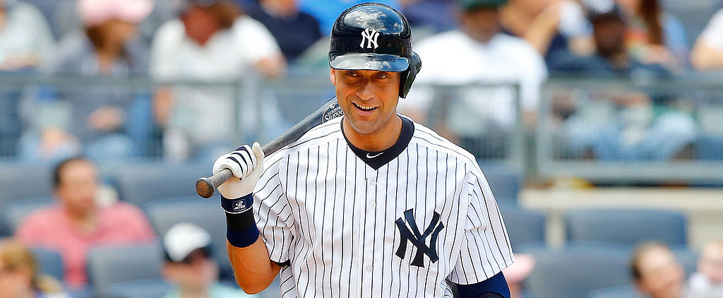 A Tribute to Derek Jeter's Hotness