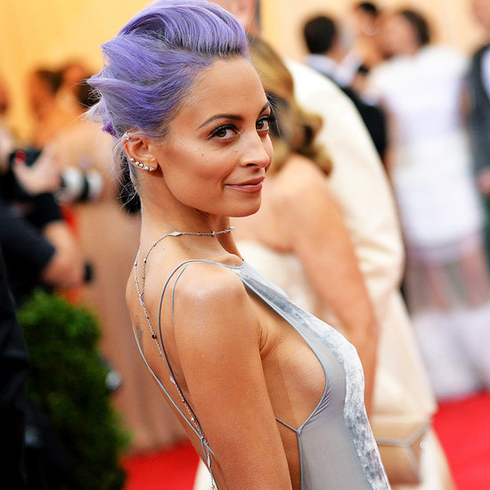 Nicole Richie's Hair Color Changes | Video