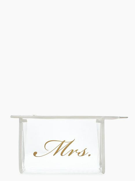 Kate Spade New York Wedding Belles Airline Case ($25, originally $60)