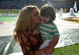 Shakira and Gerard Piqué Can't Stop Fussing Over Their Adorable Son
