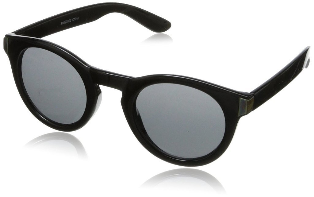 MLC Eyewear Retro Round Sunglasses