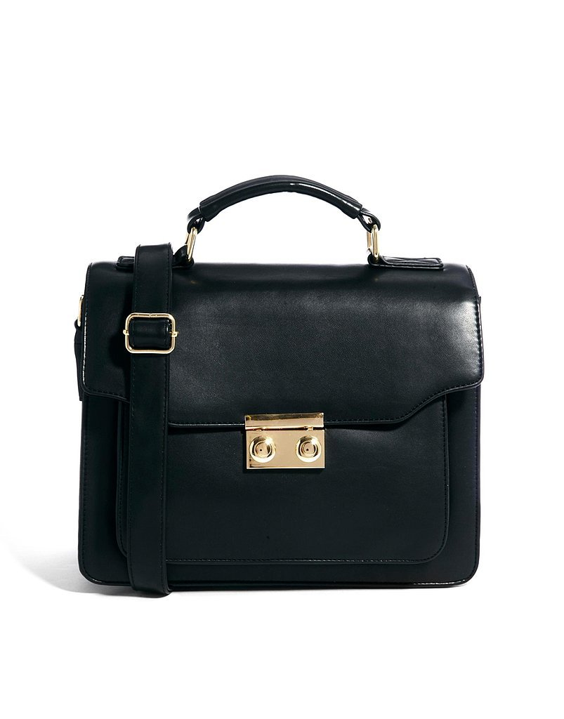 ASOS Concertina Satchel Bag