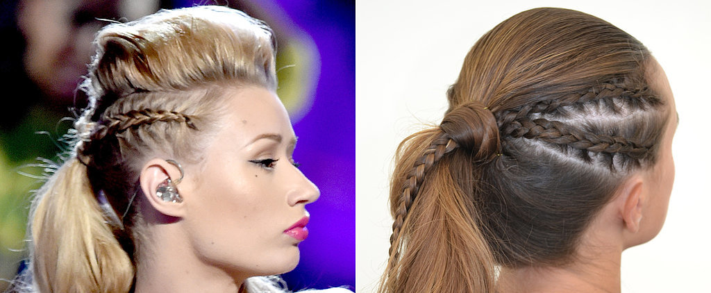 This Ponytail Style Is the Next Big Thing in Braids