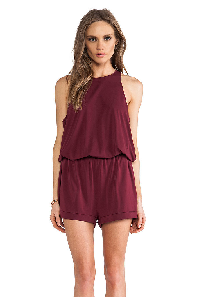 Elizabeth and James Romper