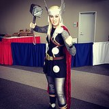 Love cosplayer Anna Lee's take on chainmail armor at Dallas Comic Con!  Source: Instagram user skippyrulestheworld