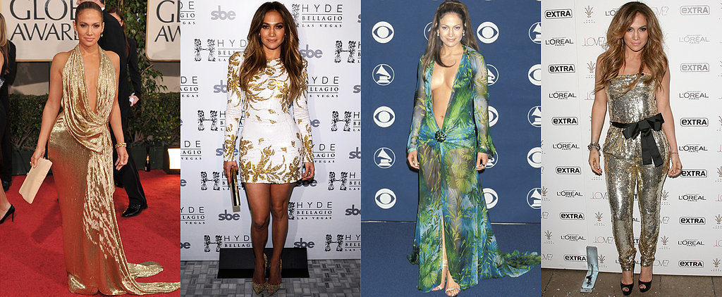 Some Like It Haute: Jennifer Lopez's 68 Sexiest Styles