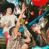 Soleil Moon Frye Launches Kids Party-in-a-Box