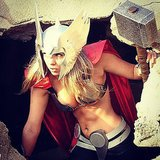Thor Girl Cosplay