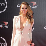 Chrissy Teigen's Style at the ESPYs 2014 | Video