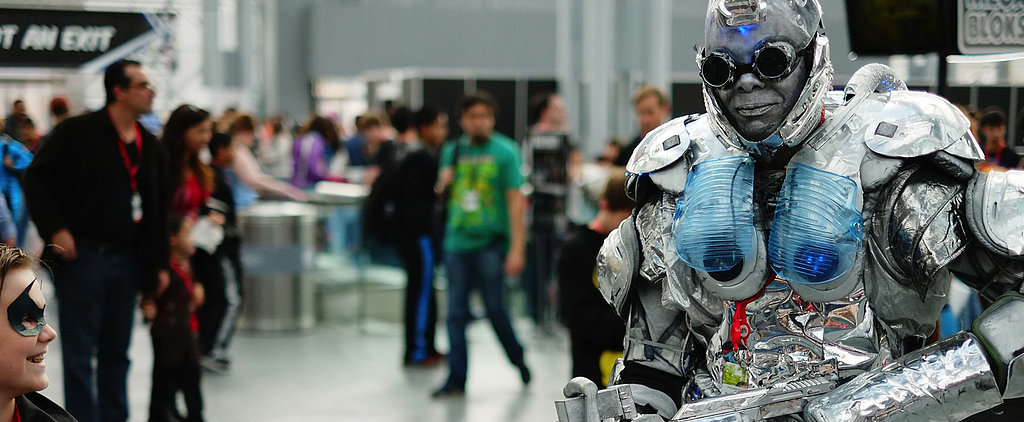 Get Out Your Capes — Here's What to Expect at Comic-Con 2014