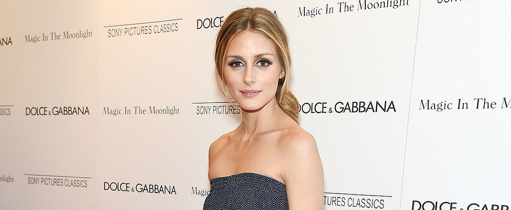 You Just Need Two Pieces to Master Olivia Palermo's Latest