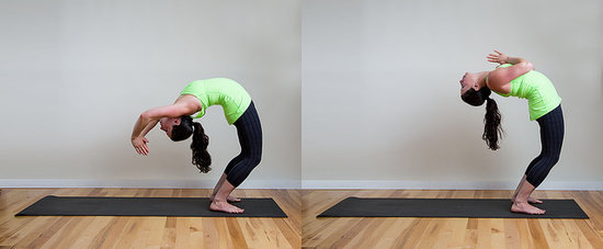 The Backbending Move That's Fun and Fantastic For Your Abs