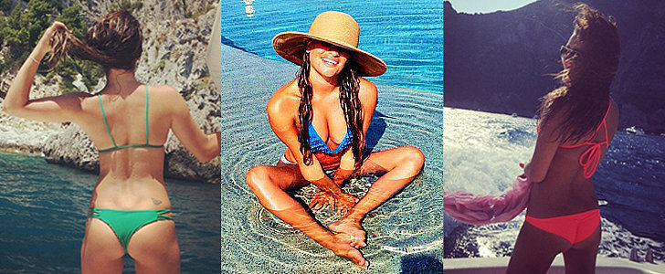 Lea Michele's Bikini-Filled Summer Continues