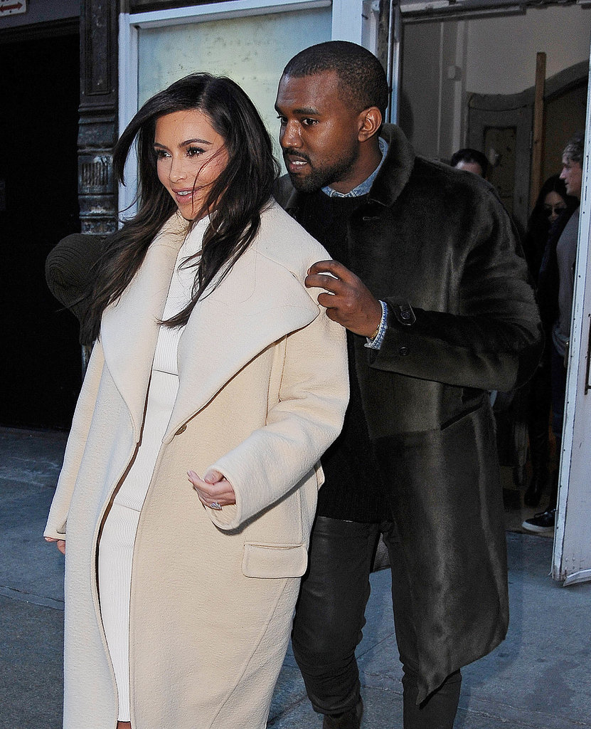 Kanye on Kim Being a Dream Girl: Too Cute or Too Much?