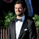 The Hottest Pictures of Prince Carl Philip of Sweden