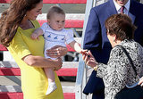 Prince George's Official Duties