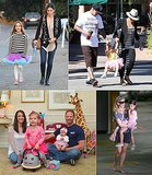 zulily Celebrates First Annual Tutu Tuesday With Celeb Kids