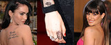 21 Celebrity Tattoos That Almost Convinced Us to Go Under the Needle