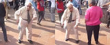 You Have to See This Old Guy Absolutely Own the Dance Floor