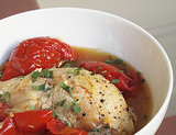 Braised Chicken and Tomatoes