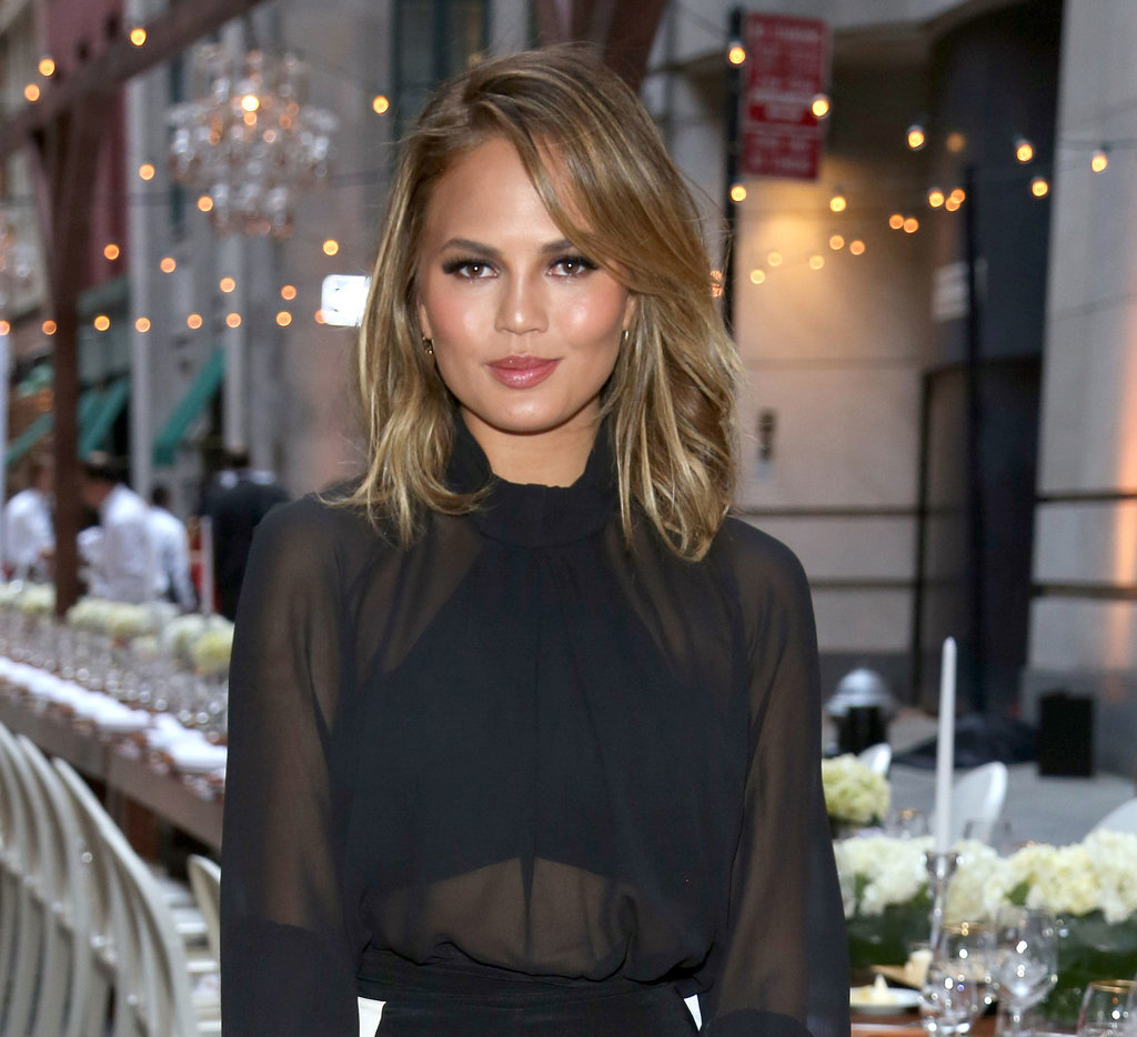 Chrissy Teigen Reveals Her Fresh, New Cut For Summer