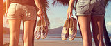Need a Vacation? These Shoes Might Be the Next Best Thing